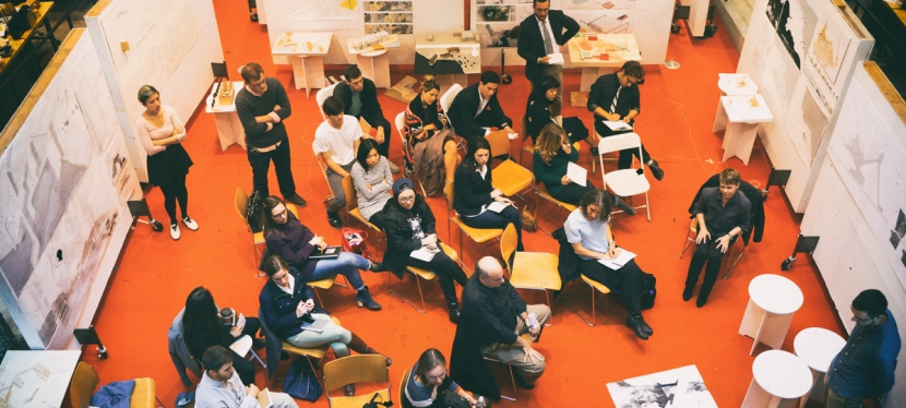 Surviving the design studio: 6 golden rules for architecture students and architects.