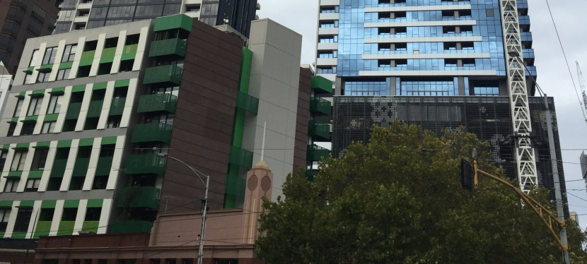 "The Apartment Apocalypse: ""Peak Apartment"" and the trashing of brand Melbourne."