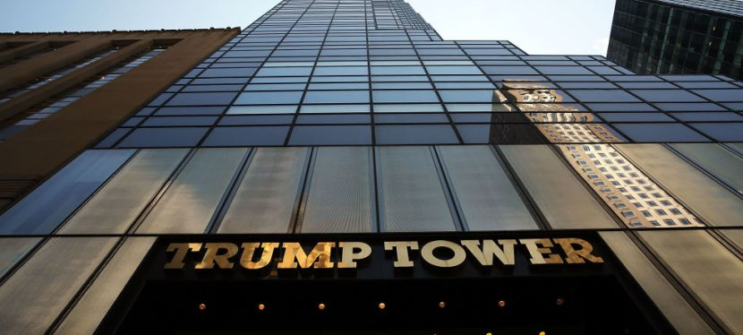 The Folly of the Folly: Architecture and the new age ofTrump.